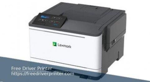 Lexmark C2325 Driver Download Windows