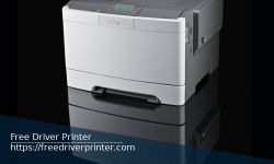 Lexmark C544 Printer Driver and Software