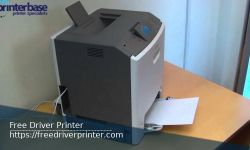 Lexmark C734 Printer Driver and Software