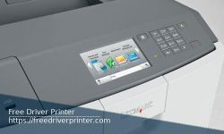 Lexmark C748 Printer Driver and Software