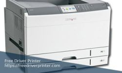 Lexmark C925 Drivers Printer Download