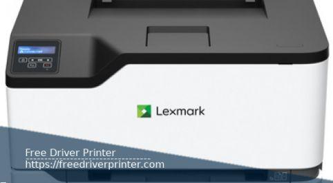 Lexmark CS331 Drivers Windows