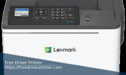 Lexmark CS421 Printer Drivers Downloads