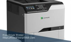 Lexmark CS720 Printer Drivers Downloads