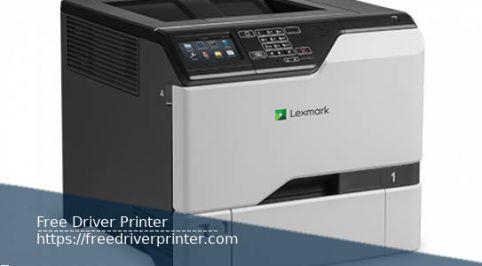 Lexmark CS720 Printer Drivers Downloads