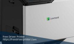 Lexmark CS827 Series Drivers Downloads