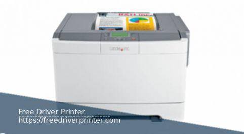 Lexmark CV540n Printer Drivers Download