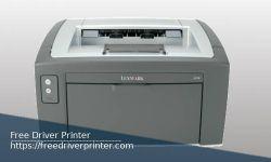 Lexmark E120 Driver Printer Software