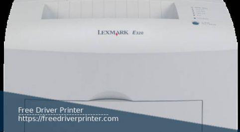 Lexmark E320 Printer Drivers Downloads