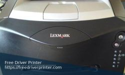 Lexmark E330 Printer Driver Download