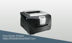 Lexmark E340 Printer Driver Download