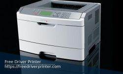 Lexmark E460 Driver Printer Download