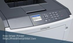 Lexmark M1140 Monochrome Driver Download