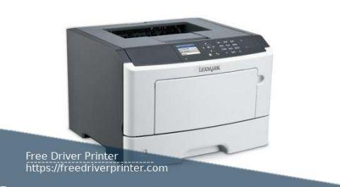 Lexmark M1145 Printer Driver Download