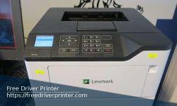 Lexmark M1246 Drivers Printer Download