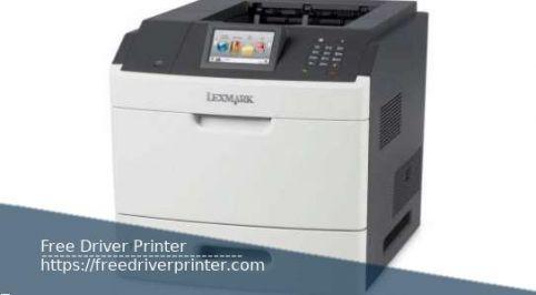 Lexmark M5155 Driver Printer Download