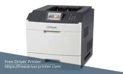 Lexmark M5163 Driver Printer Download