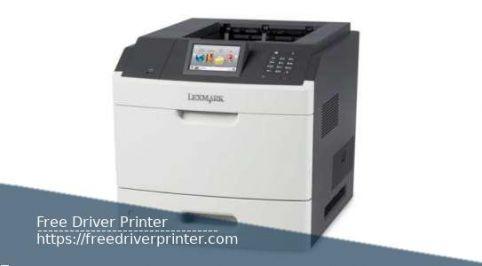 Lexmark M5163 Driver Printer Download