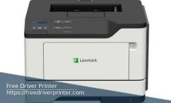 Lexmark MS321dn Driver Download