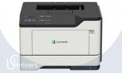 Lexmark MS321dn Drivers Printer Downloads