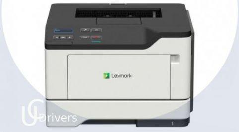Lexmark MS321dn Drivers Printer Downloads