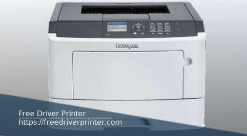 Lexmark MS417 Driver Printer Download