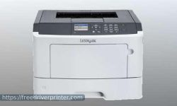 Lexmark MS510 Driver Printer Download