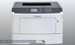 Lexmark MS517 Driver Printer Download