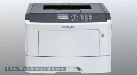 Lexmark MS517 Driver Printer Download
