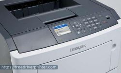 Lexmark MS617 Driver Download
