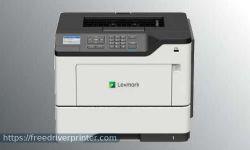 Lexmark MS621 Driver Printer Download