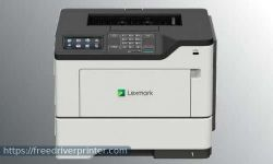 Lexmark MS622 Driver Software Download