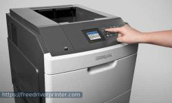 Lexmark MS710 Driver Printer Software Download