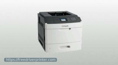Lexmark MS711 Driver Download