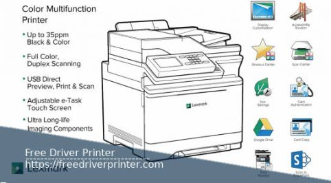 Lexmark Network Scan Driver for Multifunction Devices