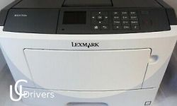 Lexmark W812dtn Driver printer Download