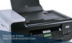 Lexmark X7675 Driver Printer Download