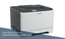 Printer Lexmark CS410 Drivers Download
