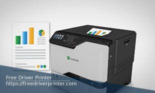 Printer Lexmark CS725 Drivers Downloads