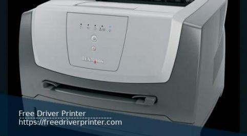 Printer Lexmark E250d Series Drivers Downloads