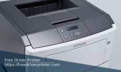 Printer Lexmark MS410dn Driver Download