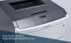 Printer Lexmark MS410dn Driver Download