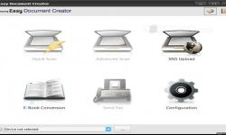 Samsung Easy Document Creator Software
