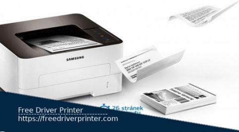 Samsung Xpress M2625D Laser Printer Driver