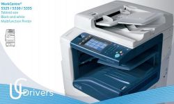 Xerox WorkCentre 5300 Series Driver Download